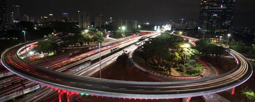 Simpang-Susun-Semanggi-Interchange